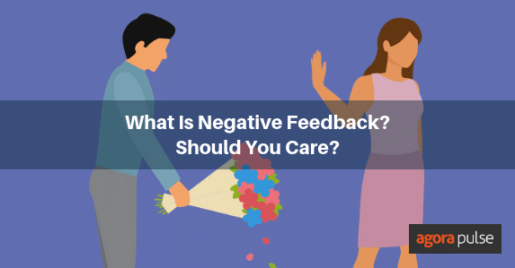 what is negative feedback? should you care?