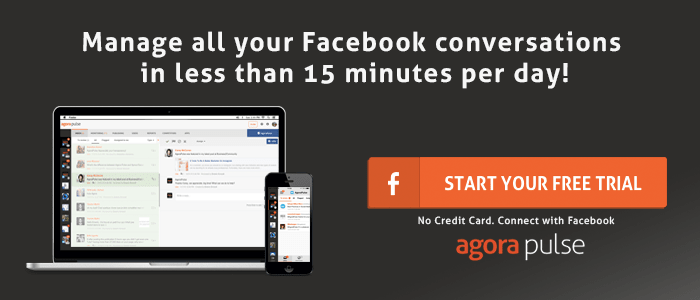 Facebook management tool Agorapulse