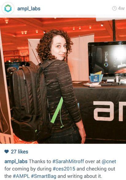 AMP Labs Instagram Post