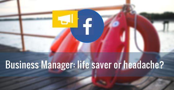 business manager facebook