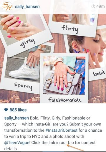 sally-hansen-instagram-contest