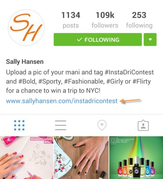 sally-hansen-instagram-contest-bio