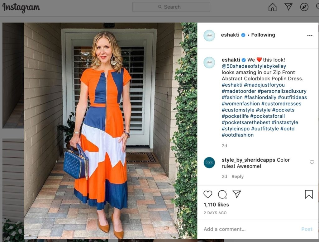 user-generated content for selling on instagram