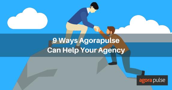 social media for agencies