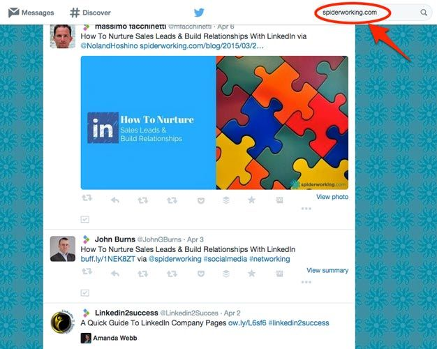 How To Use Twitter To Build Better Business Relationships By Saying Thank You