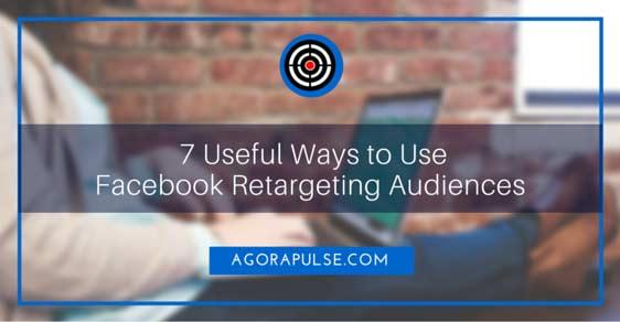 facebook retargeting audiences