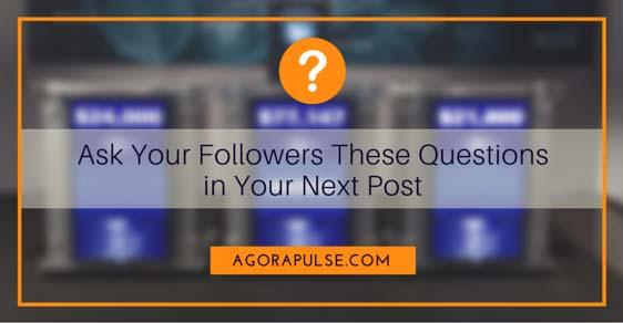 social media questions ap