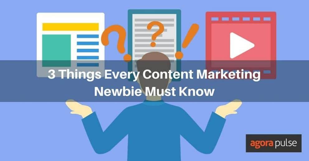 content marketing basics