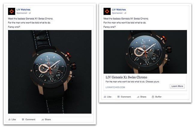 brand awereness facebook