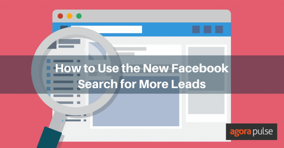 New Facebook Search Tips