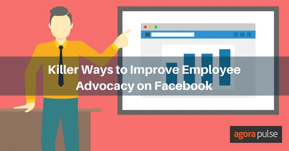 employee advocacy on Facebook