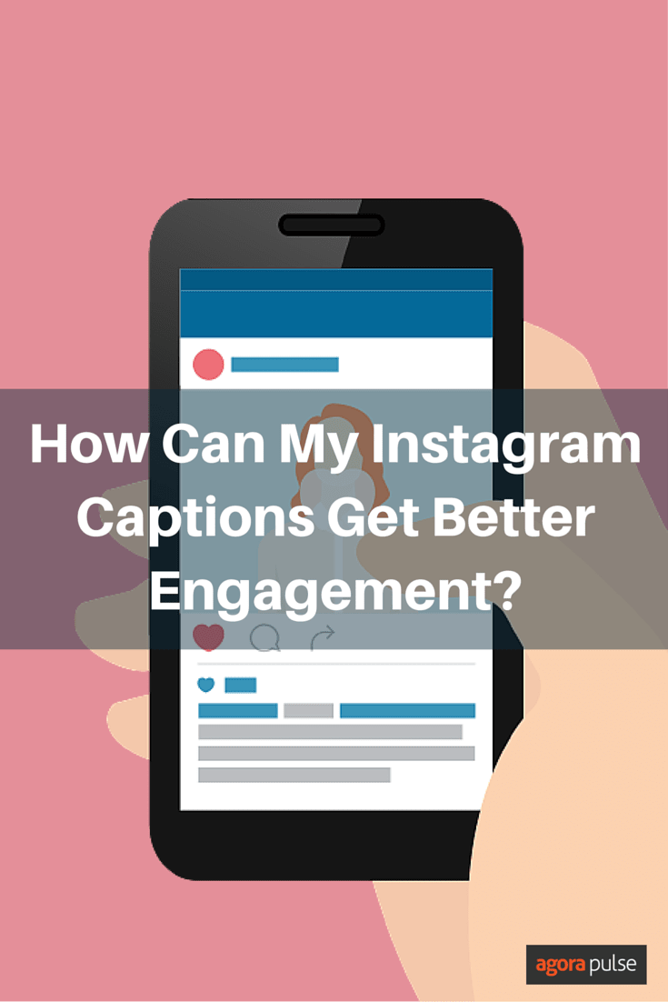 Here are some great ways to write your captions on Instagram to get better engagement. We're talking more comments and likes on Instagram with better captions.