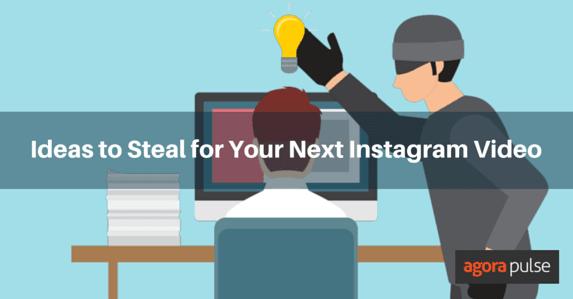 Instagram Video Ideas