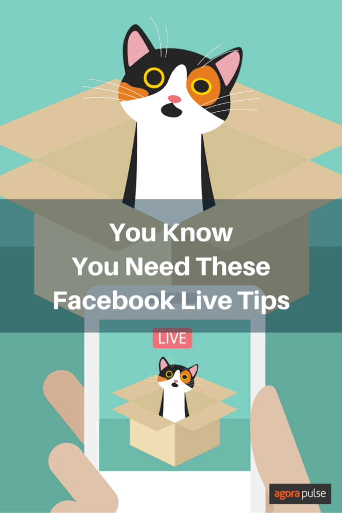 You know you need these Facebook Live tips for your business.