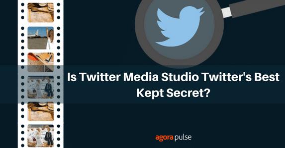 twitter media studio