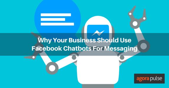 facebook chatbots messaging