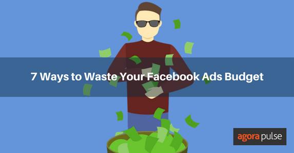 Facebook ads budget tips