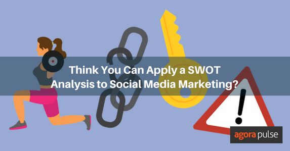 SWOT for social media marketing