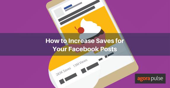 increase facebook saves