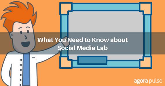 Social Media Lab blog and podcast