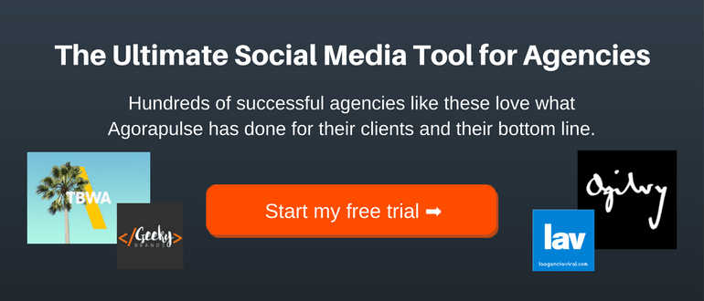 social media agencies tool