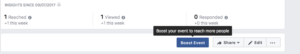 how to promote your event with Facebook Ads