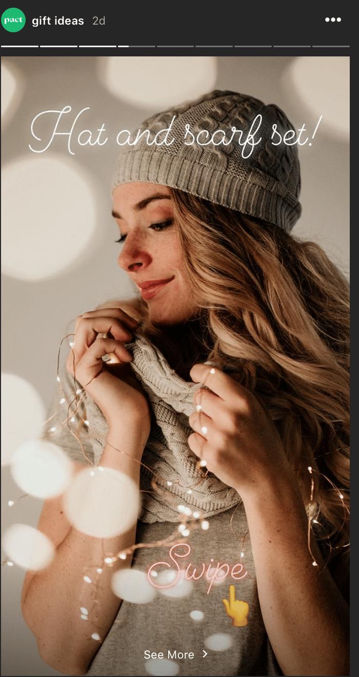 Holiday marketing prep: Using Instagram stories