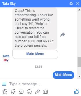 Offer Help When the Bot Fails