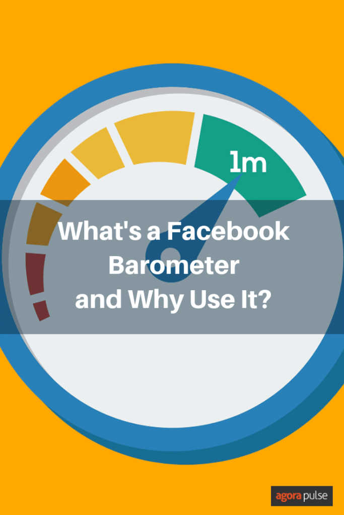 What's a Facebook Barometer and Why Should I Use It?