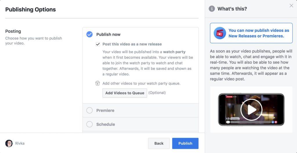 subtitles for Facebook video