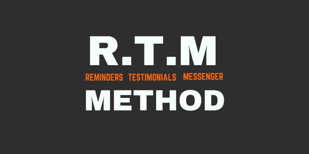 Facebook Ad Campaign Changes RTM Method