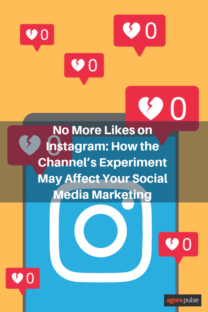 what no more likes on instagram means for you