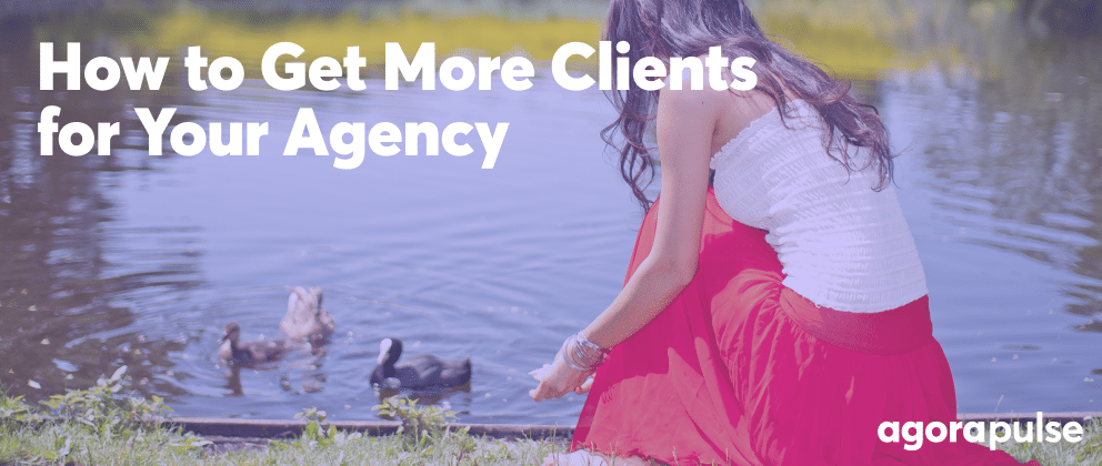 how to get more clients for your clients