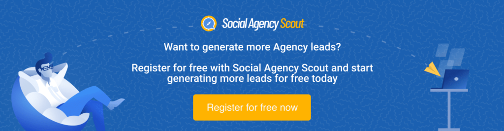 Social Agency Scout - Register for free now