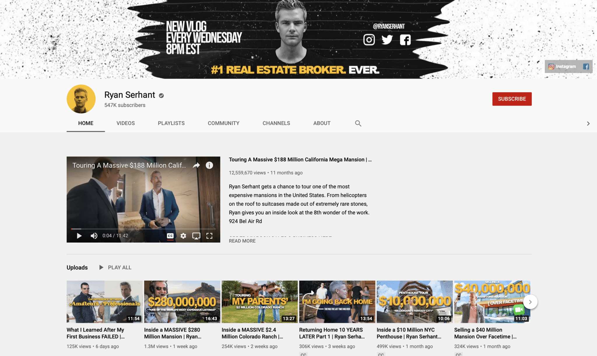 YouTube for brand building