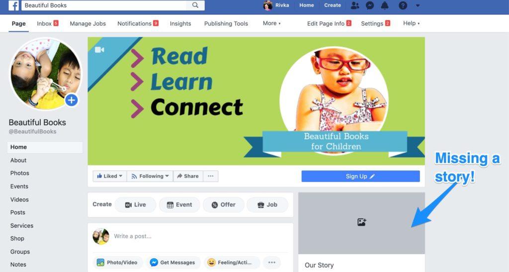 social media profile trust