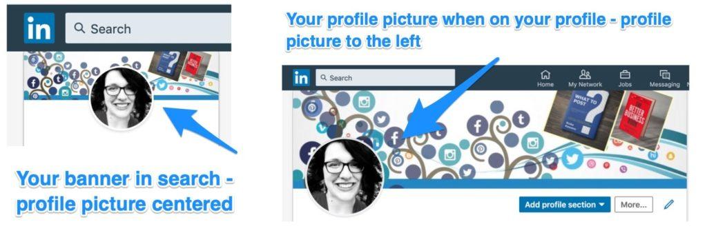 LinkedIn banner backgorund image