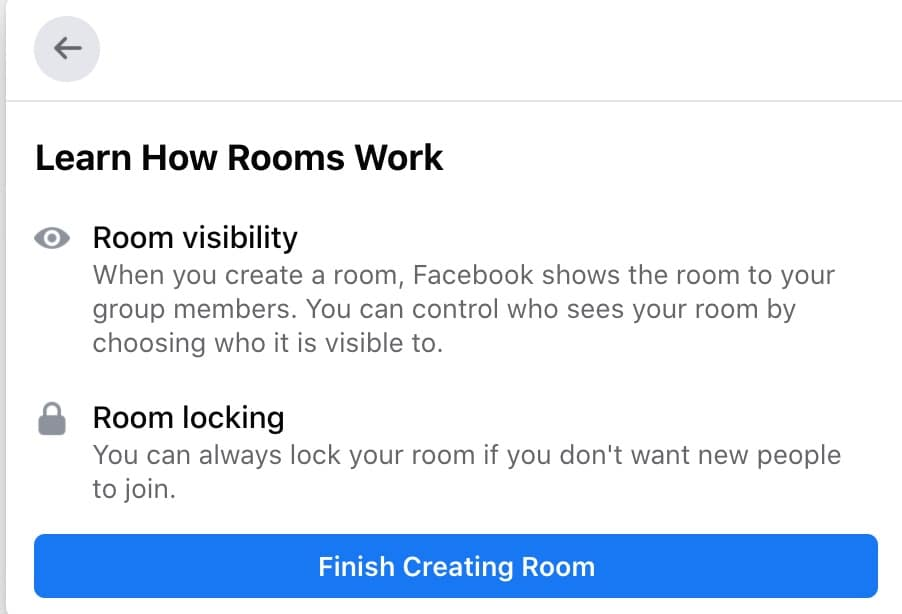 learn how facebook messenger rooms work