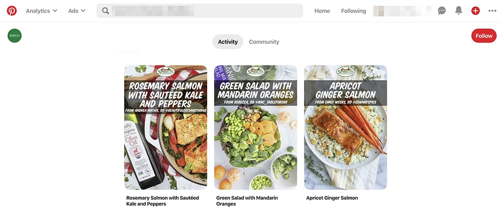 how to brand Pinterest images