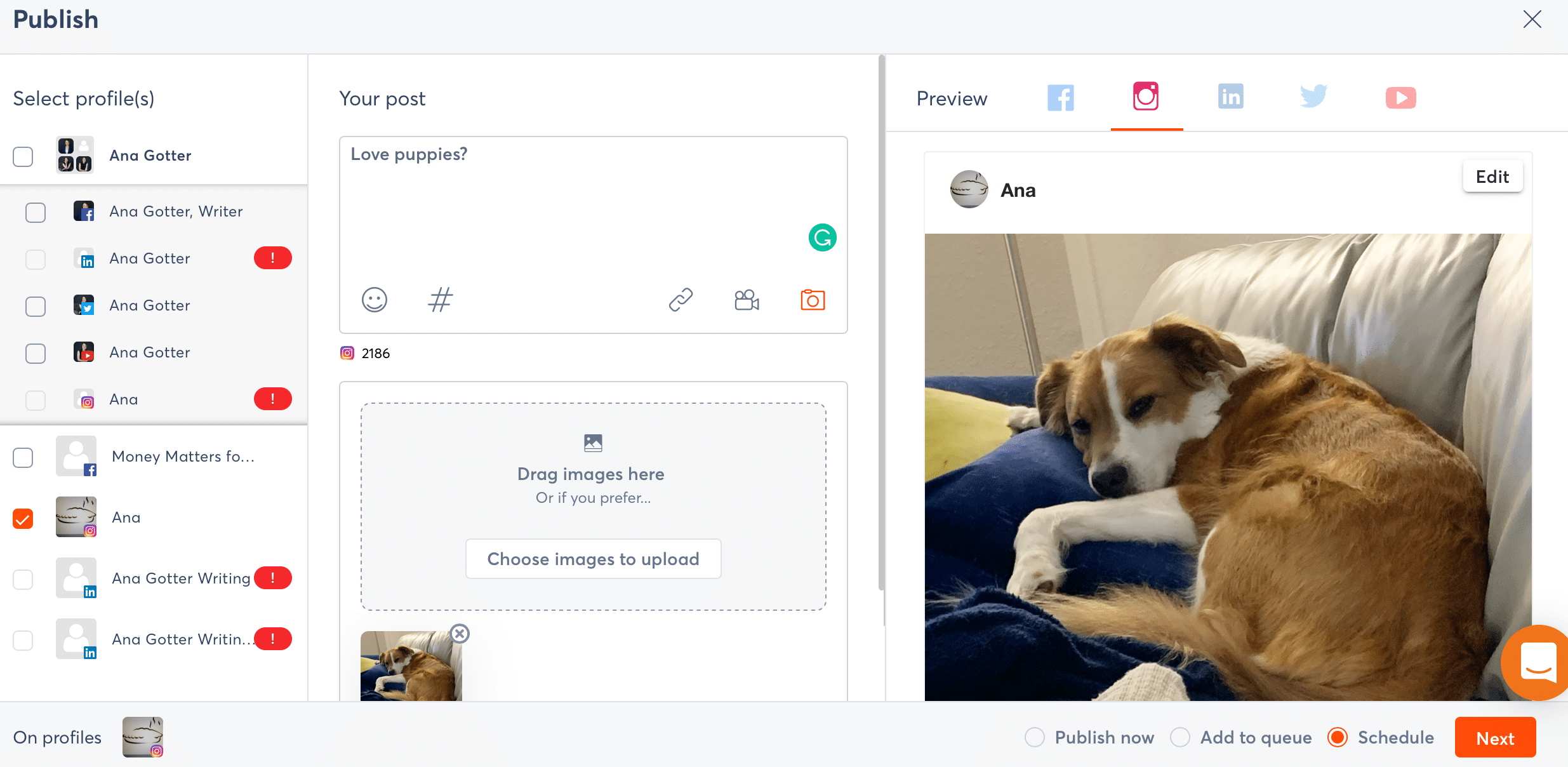 instagram management tools that we love include agorapulse of course