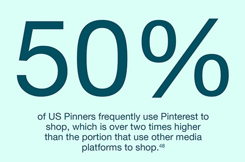 highlights from new Pinterest report - 6