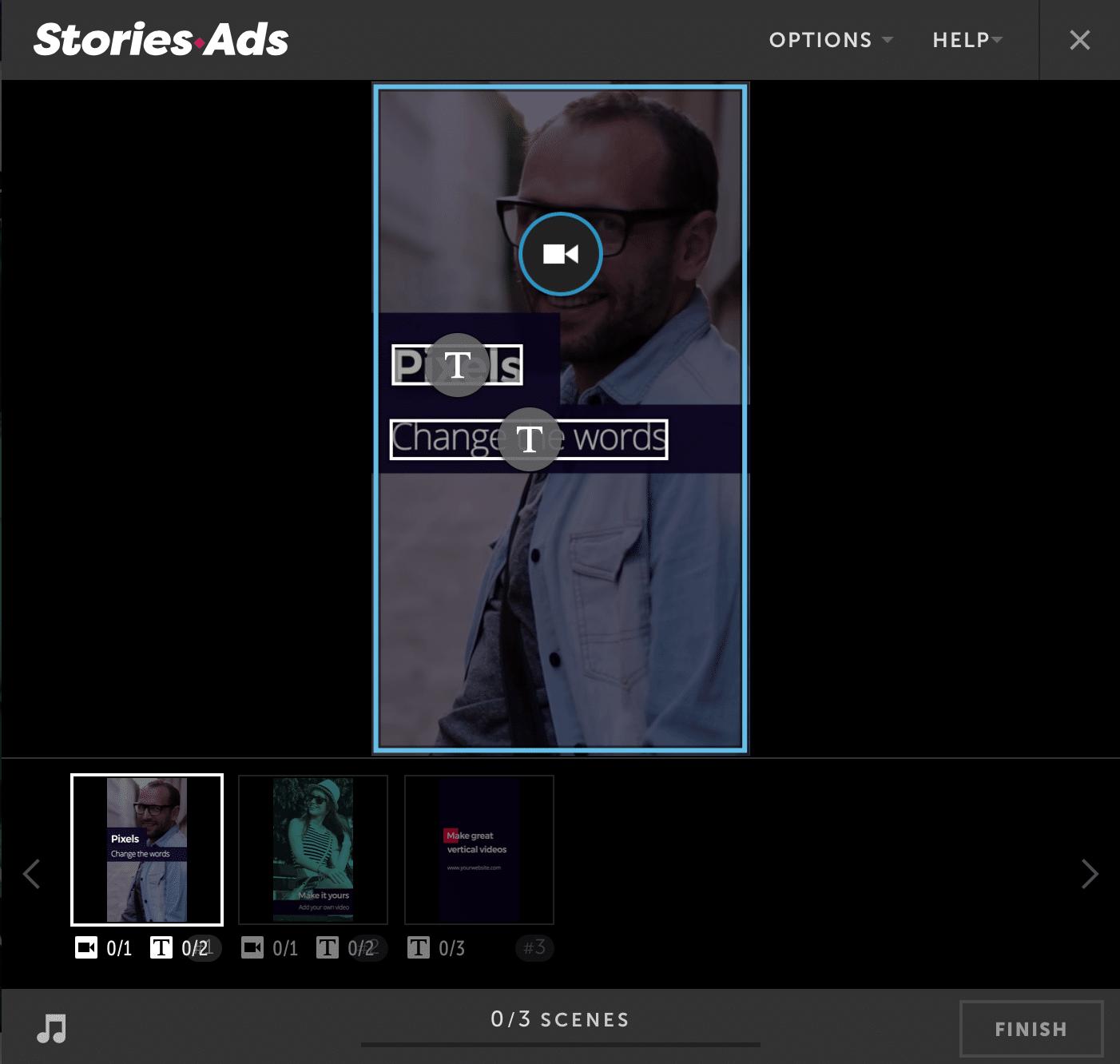 storiesads as an instagram management tool