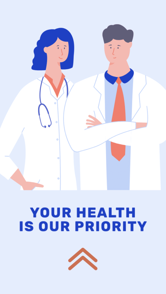 Instagram templates for the health industry