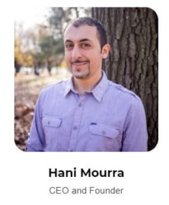 hani mourra, ceo and founder