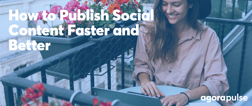 publish content faster and better image for blog post