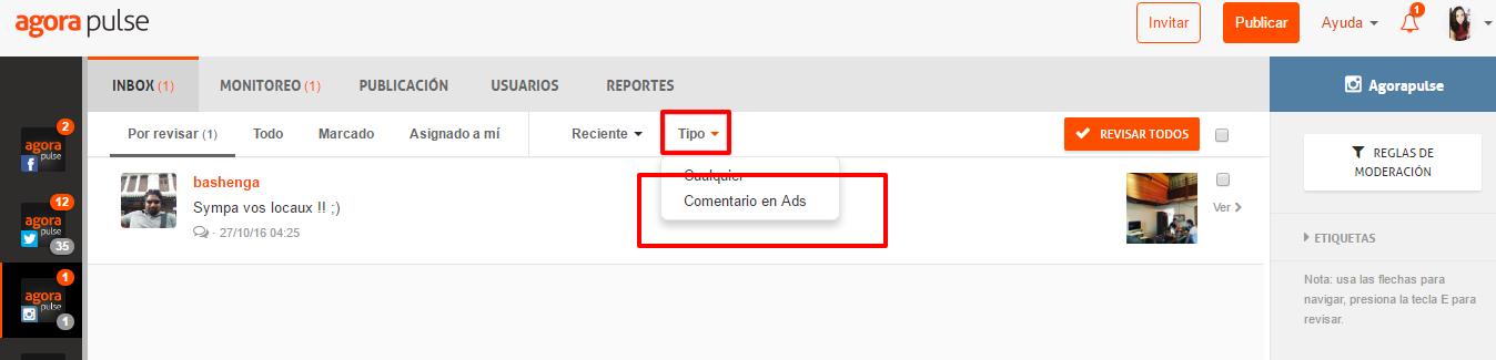 agorapulse-ads-monitoreo