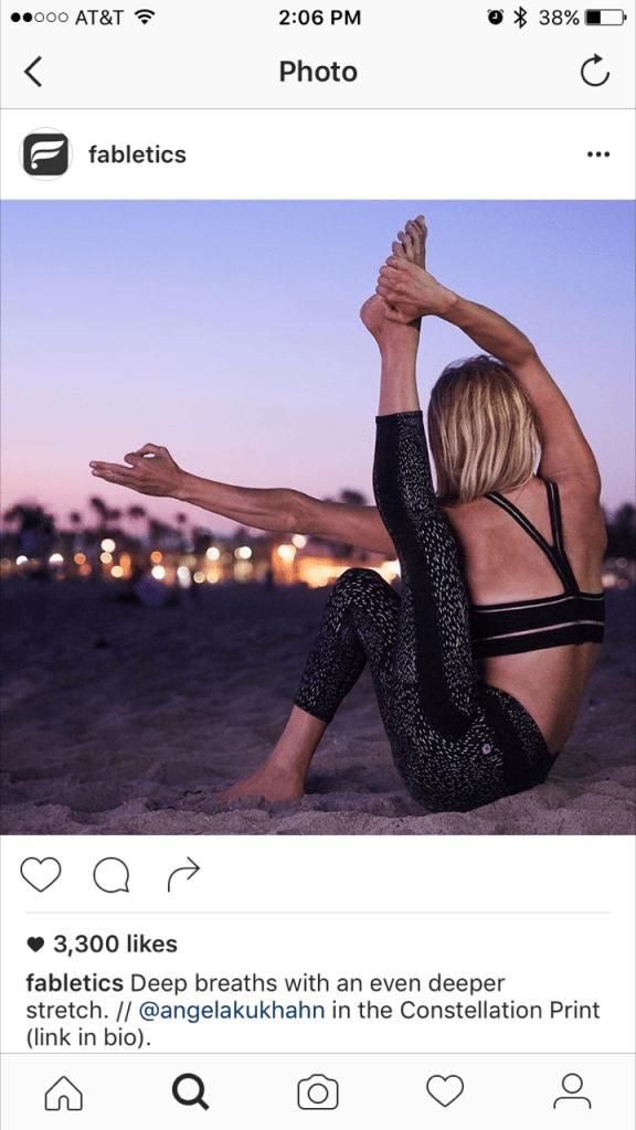 fabletics-instagram-ads