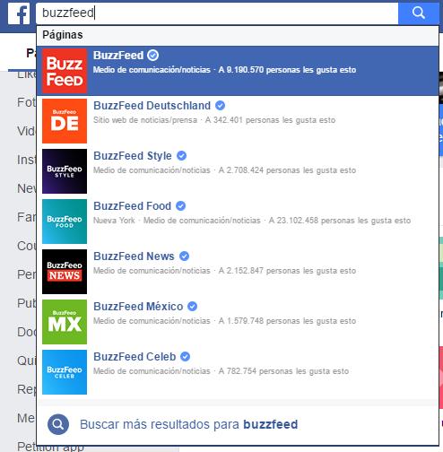 alternativa a las páginas globales en facebook