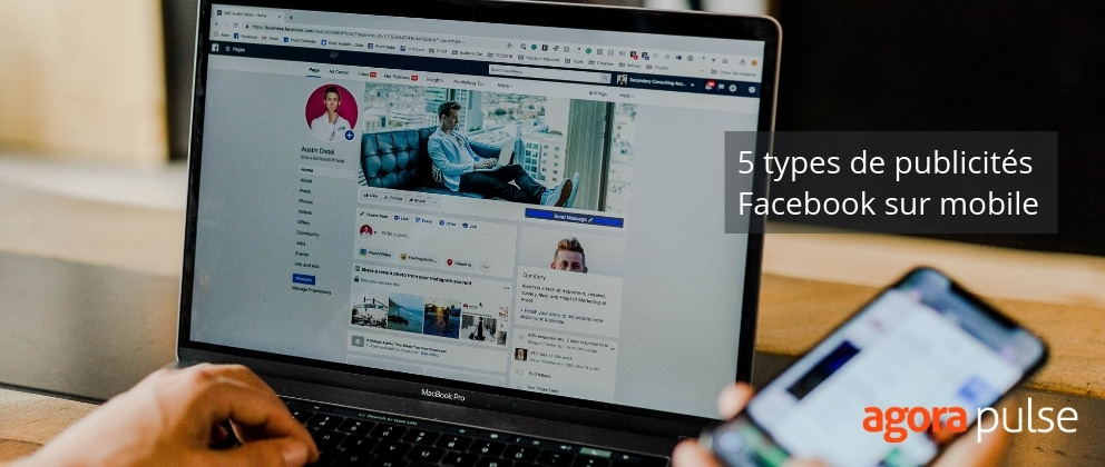 facebook mobile publicités