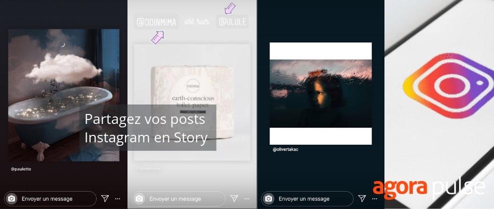 partage story